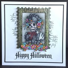 Treasured Moments of Inspiration: It's Nearly Halloween for That's Crafty Blog