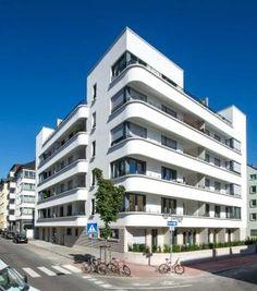 Residential Houses Sandweg by Stefan Forster Architekten, Frankfurt / Main