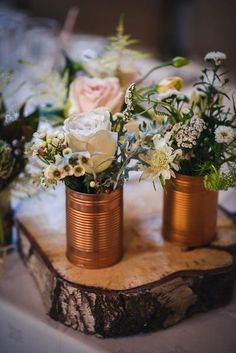 35 Wonderful Country Wedding Table Decorations Ideas That You Need To Try Asap - One of the more popular wedding themes trending today is the country wedding. Country weddings can run the gamut from having an outdoor ceremony and r. Copper Wedding Decor, Barn Wedding Centerpieces, Copper Decor, Wedding Table Flowers, Wedding Table Decorations, Barn Wedding Venue, Rustic Wedding, Wedding Ideas, Wedding Details