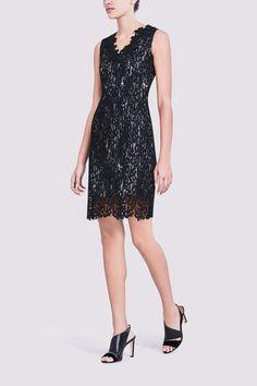 Elie Tahari Naya Lace Dress