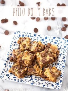 Crushed graham crackers, flaked coconut, and milk chocolate chips make these gooey bars positively scrumptious; they're a wicked good chocolate-y treat!