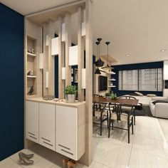 Archives - Page 2 of 5 - Interior Design Singapore Room Design, Interior, Home, Interior Design Singapore, House Interior, Living Room Divider, Living Room Partition Design, Interior Design, Living Room Designs