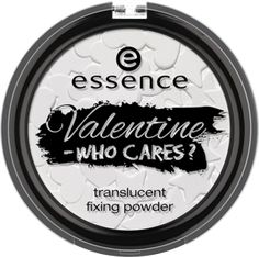valentine – who cares? – translucent fixing powder 01 guys allowed, NOT! - essence cosmetics