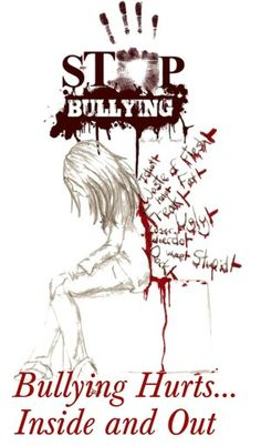 Verbal Abuse by on deviantART Stop Bullying Posters, Stop Bullying Now, Anti Bullying, Stop Bulling, Cillian Murphy Peaky Blinders, Pink Day, Victim Blaming, Verbal Abuse, Dark Thoughts