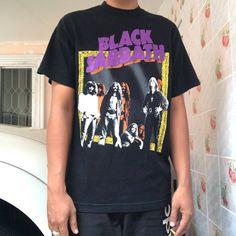 VTG 1982 VAN HALEN Tour Band Concert RockK Tee Shirt 80s 1980s.!~~