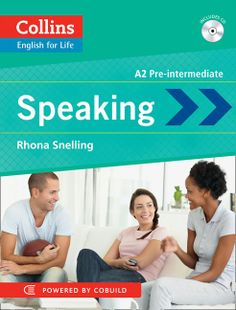 Collins English For Life Speaking - A2 Pre-intermediate (Kèm CD) | sachhaynhat - sachhay