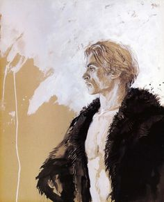 Jamie Wyeth - Rudolph Nureyev, 1970s