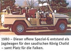 Mercedes G Historie: Mercedes-Exoten aus 35 Jahren (Bildergalerie, Bild 54) - 4WHEELFUN