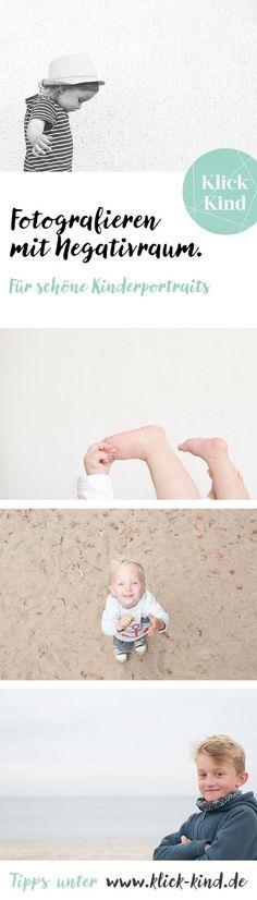 Fotografie-Tipps für minimalistische Kinderfotos mit Negativraum