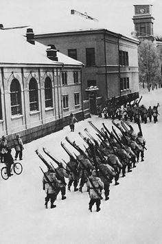 Danish Volunteers In Soviet Finnish War - pin by Paolo Marzioli