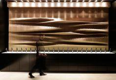 The Fragrance Kitchen, la boutique del profumo di Jassim al Shehab Architects a Kuwait City