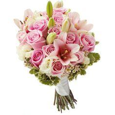 Arranged Wedding Flowers