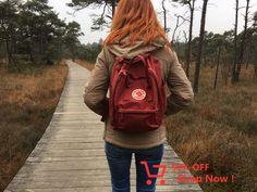 Marjolein Hoekendijk Fjallraven Kanken hiking in nature Mochila Kanken, Kanken Backpack, Hypebeast, A Boutique, Backpacks, Workout, My Style, Shopping, Fashion Clothes