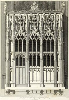 The Chantry at St. George's Chapel, Windsor - United Kingdom