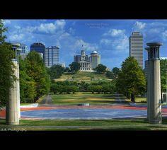 Bicentennial Capitol Mall - Nashville, TN