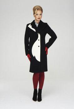 Пальто (модель 61223/26)
