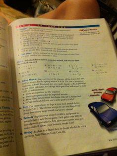 Math UGH!