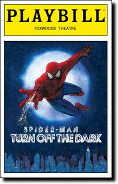 Spiderman - saw this the same week that Julie Taymor was let go - and did it ever need some work.  Boy has been the show that post show drinks are made of.  (And the ariel stuff was great)