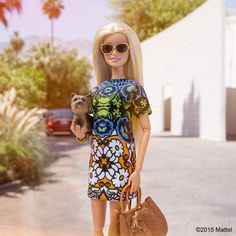 Barbie Takes Coachella Barbie Go, Barbie Life, Barbie World, Barbie Dress, Barbie Style, Barbie 2000, Barbie Outfits, Barbie Model, Barbie Fashionista