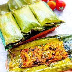 Mushroom Recipes, Mushroom Food, Nasi Bakar, Asian Recipes, Ethnic Recipes, Recipe Details, Indonesian Food, Daily Meals, Diy Food