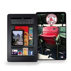 Kindle Fire Stadium Collection Baseball Cover - Boston Red Sox Seats