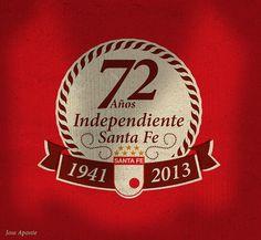 72 Años // Independiente Santa Fe Fes, Saints, Santa Fe, Lion, Strength