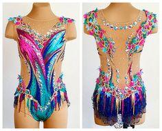 Rhythmic Gymnastics Costumes, Custom Leotards, Vaulting, Anastasia, Cool Outfits, Suits, Female, Clothes, Fashion