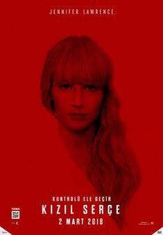Jennifer Lawrence ve Joel Edgerton ikilisinin başrolde oynadığı Red Sparrow (Kızıl Serçe) filmi gizli bir Rus güvenlik biriminin ajanıyla bir CIA ajanı arasında geçen hikayeyi anlatıyor. Film 2018 yılında vizyona girmekle birlikte gizem ve gerilim türündedir.