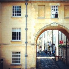 City of Bath England Architecture - This picture is from my visit May 2008