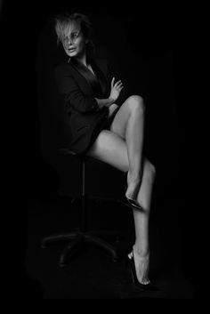 Victoria Koblenko, perfect style, fantastic legs