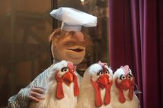 #muppets Jim Henson, Thanksgiving Videos For Kids, Stitch Kingdom, Les Muppets, Living Puppets, Swedish Chef, Fraggle Rock, The Muppet Show, Miss Piggy