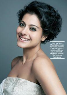 One of my favorite B-wood actresses Kajol!