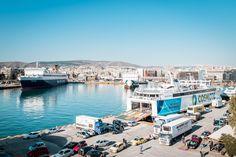 griechenland inselhopping piräus hafen Skiathos, Samos, Mykonos, Santorini, Zakynthos, Greece, In This Moment, Air Airlines, Small Island