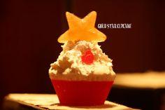 Raspberry Tea, Strawberry, Star Cupcakes, Christmas Soap, Cupcake Soap, Tea Tree, Panna Cotta, Cinnamon, Vanilla