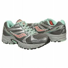 Saucony Women's GRID COHESION TR6....My new running shoes :)
