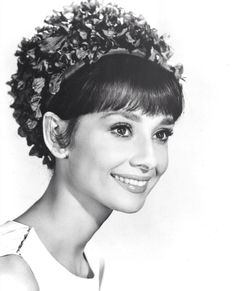 Audrey Hepburn.hairstylist❤️Studió Parrucchieri Lory (Join us on our Facebook Page)  Via Cinzano 10, Torino, Italy.
