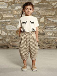 frankie shorts – babylady inc. Cute Kids Fashion, Little Girl Fashion, Toddler Fashion, Newborn Girl Dresses, Little Girl Dresses, Girls Dresses, Stylish Toddler Girl, Kids Hair Accessories, Kid Styles