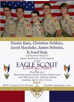 Eagle COH Invite