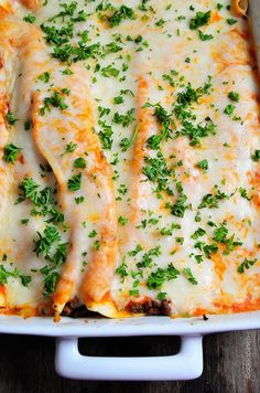 Beef Enchilada Recipe - Cooking | Add a Pinch