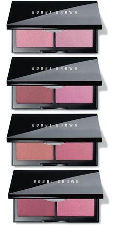 Bobbi Brown Malibu Nudes 2016 Collection   Blush Duos