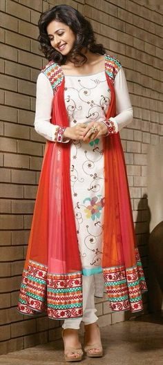 Give a different look to your old salwar