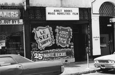 Le Sex Shoppe Adult Parlor In Hollywoood