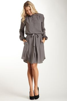 Vince Camuto  Shirt Dress