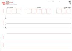 User Journey Map Mindshake Design Thinking TEMPLATES PDF…