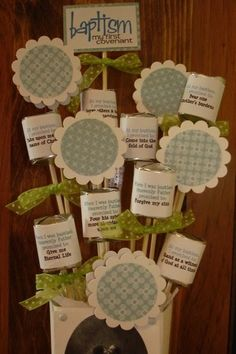 Gifts for a baptismal age child from MyCreativeStirrings. They are ...