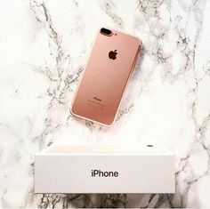 must have, rose gold, and iphone 7 plus #mindymaesmarket #dreamcloset