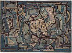 ian fairweather art - Google Search Australian Painting, Australian Artists, Art Google, Abstract Art, Paintings, Google Search, Nice, Fictional Characters, Inspiration
