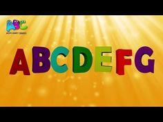 ▶ The French Alphabet Song | L'alphabet en Français | La chanson de l'alphabet - YouTube