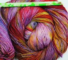Really Fine Lace Weight Yarn