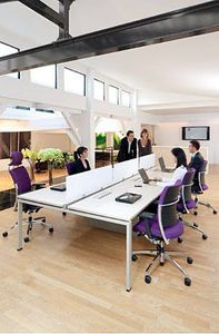 open office workstation-group